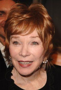 Shirley MacLaine.    Fun facts:   Shirley considered making ballet her professional career until she was scouted by movie producer Hal B. Wallis, who was sitting in the audience at a musical she was performing in.    She was the tallest in her classes, and was cast many times as the lead boy in plays and performances because of her height.