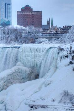 Niagara Falls Feb 2014