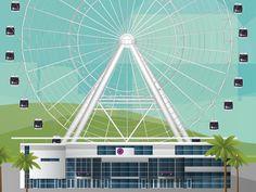 The Orlando Eye by Ryan Duffey