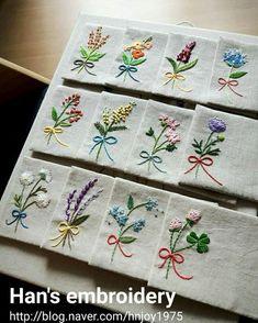 티코스터. #프랑스자수 #상암자수클래스 #자수수업 #한스프랑스자수 #자수소품 #주문제작 #핸드메이드 #티코스터 #답례품 #embroidery #handmade #coasters