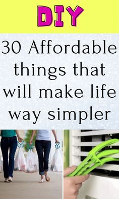 30 Affordable things that will make life way simpler Fall Crafts For Adults, Diy Crafts For Girls, Easy Diy Crafts, Diy Arts And Crafts, Amazing Life Hacks, Simple Life Hacks, Useful Life Hacks, Amazing Ideas, Life Hacks Youtube