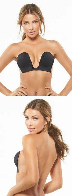 Own your style with this outfit-perfecting adhesive bra. The perfect solution for your see-through fabrics and keeping headlights at bay!