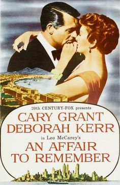 an affair to remember - it's not a read but it's great for a rainy day --- love this movie so much