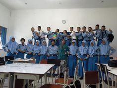 foto with kakak PPL unimed