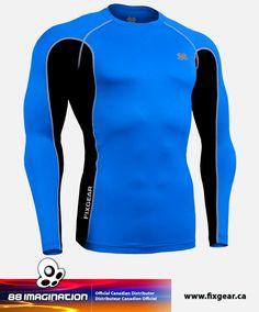 0bae5d8409b Real Player Long Sleeve MMA Rashguard Custom Sportswear