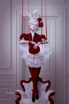 Would be fun to do in a haunted mansion with a real person, it would creep me out.   love and dovesby *NatalieShau