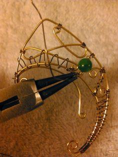 Kitsune_Crafts: Wire Elf Ears Tutorial