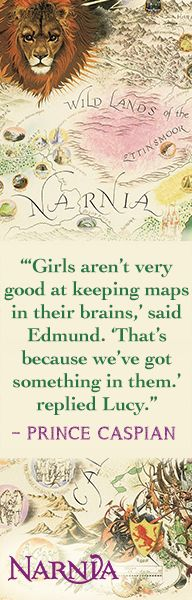 #quote #map #Narnia http://bit.ly/1u8A86K