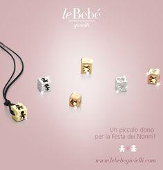 Auguri a tutti i nonni da LeBebé gioielli :) #nonni #mamme #lebebe #gioielli www.lebebegioielli.com