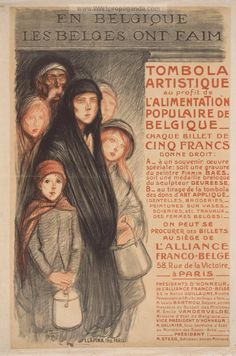 Examples of Propaganda from WW1 | French WW1 Propaganda Posters Page 12
