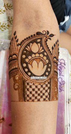19 Ideas for bridal logo the bride Henna Tattoo Designs Arm, Rose Mehndi Designs, Mehndi Design Photos, Unique Mehndi Designs, Wedding Mehndi Designs, Beautiful Henna Designs, Dulhan Mehndi Designs, Mehndi Designs For Hands, Mehendi