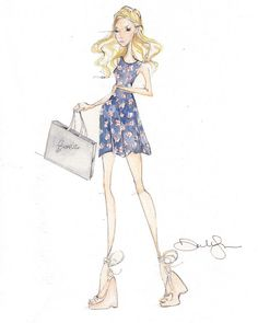 The joie girl, by Dallas Shaw  { Dallas Shaw Blog, Joie Clothing }