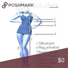 How to measure clothing Guide to measuring Other