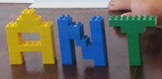 Build Large Duplo Block Alphabet - Letter Recognition