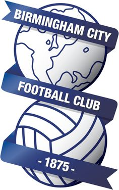 Birmingham City FC My English football club ! Sky Sports Football, Football Team Logos, Soccer Logo, Sports Logos, Soccer Teams, Football Stuff, English Football Teams, British Football, Premier League