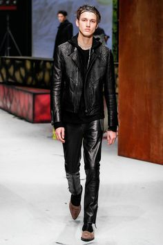 Roberto Cavalli | Fall 2014 Menswear Collection | Style.com