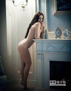 裸照外洩 烏克蘭美女議員:那是藝術