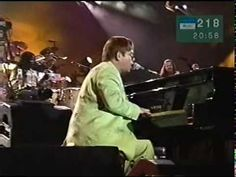 ▶ Elton John & Billy Joel - You May Be Right - Face to Face - Live in Japan 1998 - YouTube