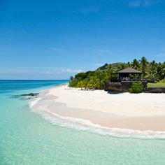 private island in fiji- Vomo Lailai