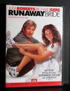 Richard Gere and Julia Roberts in Runaway Bride Richard Gere, Garry Marshall, Love Movie, Movie Tv, Film Romance, Critique Film, Runaway Bride, Movie Covers, Chick Flicks