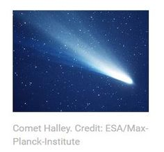 One of the biggest meteor showers of the year is coming tomorrow thanks to Halley's Comet