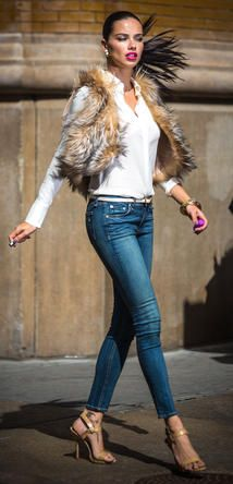 Shop the Look: Adriana Lima