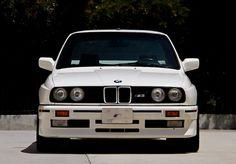 BMW E30 M3 | BMW M series | classic cars | classic BMW | White BMWs | car photos