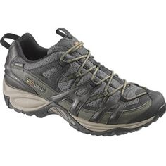 Merrell Pantheon: size 11;   Forrest Night Colour style.
