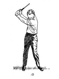 Slideshow: Arnold Palmer's Timeless Tips | Instruction | Golf Digest Thema Golf, Golf Backswing, Golf Cart Parts, Golf Stance, Golf Pga, Golf Magazine, Arnold Palmer, Woods Golf, Golf Instruction
