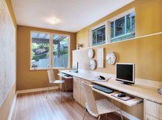 12 Ideas Decorar Oficinas Compartidas Dos Personas