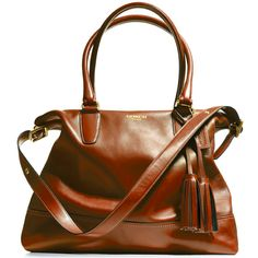 Coach. legacy leather rory satchel