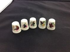 Thimble collection by wrv-rwv