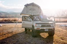 The LeTent Rooftop Tent