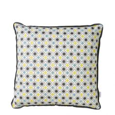 Superliving, Mosaic Print Pude, Acacia Blue from Superlove