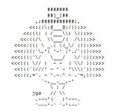 Pinterest the world s catalog of ideas for Ascii text decoration
