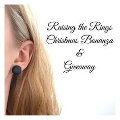 Our earrings are featured in U.K.'s Raising the Rings Christmas Bonanza and Giveaway! http://raisingtherings.com/christmas-bonanza-enamour-designs/
