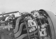 Luftwaffe Lovers: A set of 45 pictures of Focke-Wulf and Messerschmitt Aircraft Engine, Ww2 Aircraft, Military Aircraft, Luftwaffe, Focke Wulf 190, Bmw Engines, Radial Engine, German Submarines, History Online