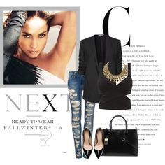 Next, created by lisa-holt on Polyvore