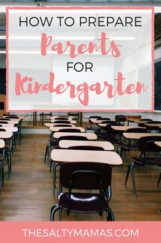 We spend five years getting our kids ready for kindergarten, but did we ever stop to see if WE were ready? Read here for tips on how to make sure YOU are prepared to send your little one off this fall! #readyforkindergarten #gettingreadyforkindergarted #kinderprep #kindergartenprep #kindergartenready #transitionfrompreschool #transitioningfrompreschool #preschool #kindergarten #parenting #momlife #dadlife #kindergartenlife #kindergartener #kindergartenrocks #kindergartenmom #kindergartendad