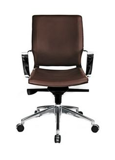 Shop Staples® for At The Office Series 11 Leather High Quality Mid-Back Conference Chair W/Locking Tilt Control, Chocolate Alterna and enjoy everyday low prices, plus FREE shipping on orders over $39.99. http://www.staples.com/ATO-Series-11-Leather-High-Quality-Mid-Back-Conference-Chair-W-Locking/product_395710