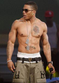 Nelly! 'nuff said