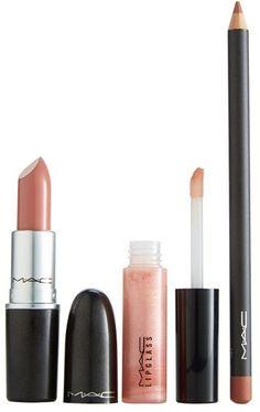 M·A·C 'Look in a Box - Pretty Natural' Lip Kit ($47 Value)