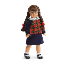"A new American Girl Doll will run you about $120, but isn't it reassuring to know that discontinued dolls like Felicity, Samantha, Kirsten, and Molly live on somewhere? If you have one of these ""out of print"" dolls at home (that's a new Mini Molly doll above), with their original clothing and accessories, you could make as much as $5,000."