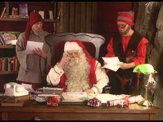 Elf Secrets of Santa Claus in Lapland (Finland)