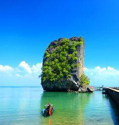 Tarutao National Marine Park. Satun, Southern Thailand