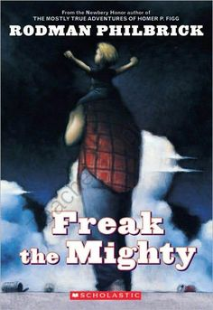 Differentiated Instruction Activities for Freak the Mighty product from Two-Teachers on TeachersNotebook.com