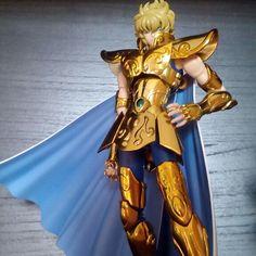 Leo no Ioria Myth Cloth Ex Gold Saint