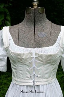 Maggie May Clothing- Historical Attire for Ladies and their Children