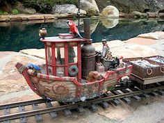 Chris Walas' unique locomotive: The Jules Verne. Ever hear of steampunk? Me neither, until recently. What ...