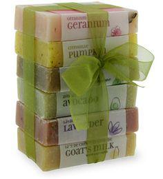 Six Soap Sampler - Handmade Soap - Rocky Mountain Soap Beauty Network, Luxury Soap, Soap Company, Soap Packaging, Home Made Soap, Handmade Soaps, Bar Soap, Soap Making, Rocky Mountains